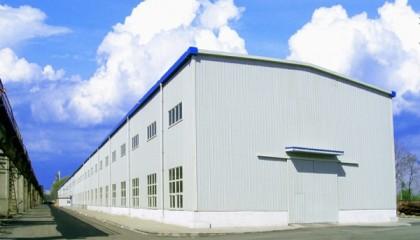 Prefab Storage Building