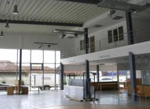 Steel Structure Showroom