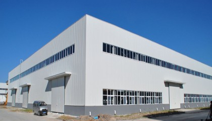 Steel Structure Warehouse Building