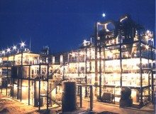 Steel Structure Chemical Plant