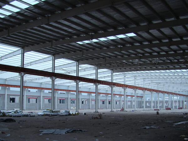Light Steel Structure Workshop Steel Structure Workshop