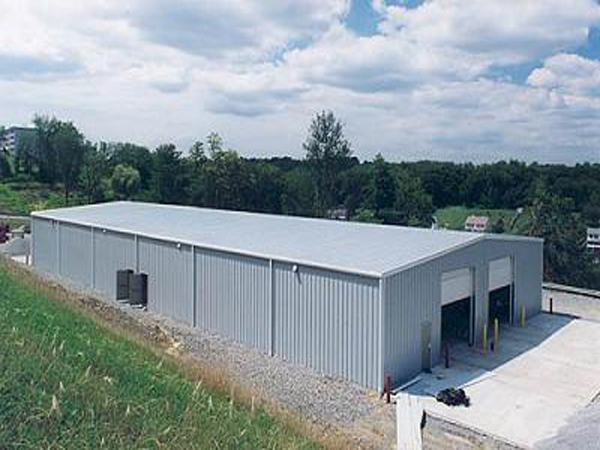 Prefabricated Steel Building Metal Structure Building
